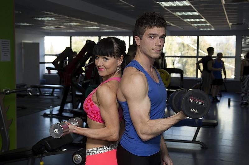 territorija fitness video