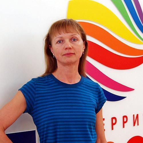 Лариса Серебрякова