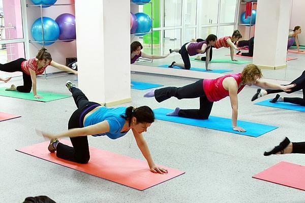 Фитнес (групповые тренировки)