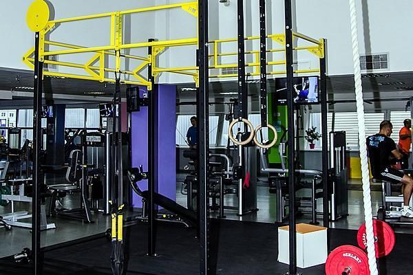 Силовая рама для функционального тренинга