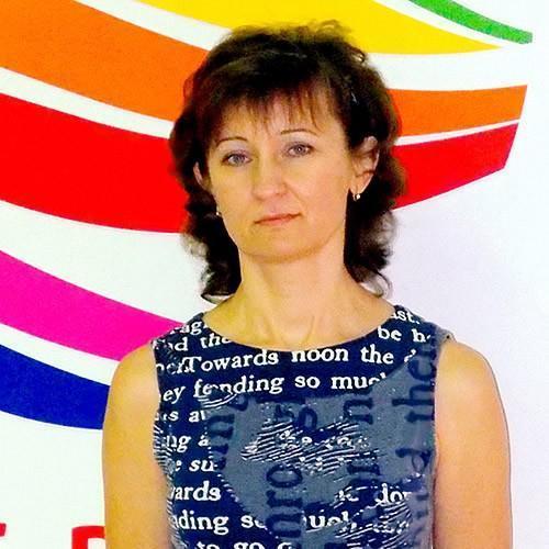 Виталия Стульникова