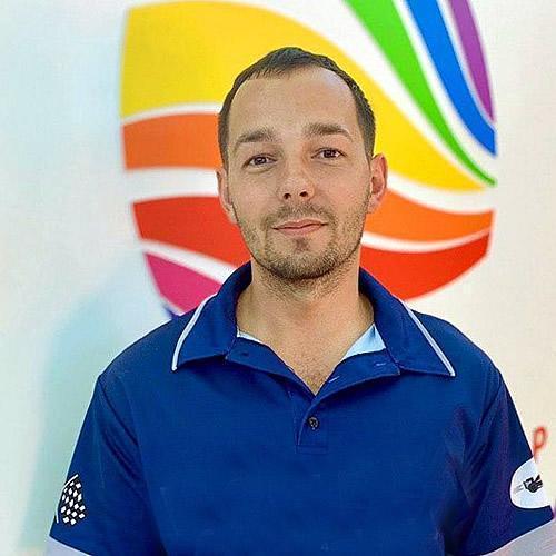 Олег Ткаченко, тренер по TRX