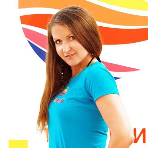 Светлана Милютина